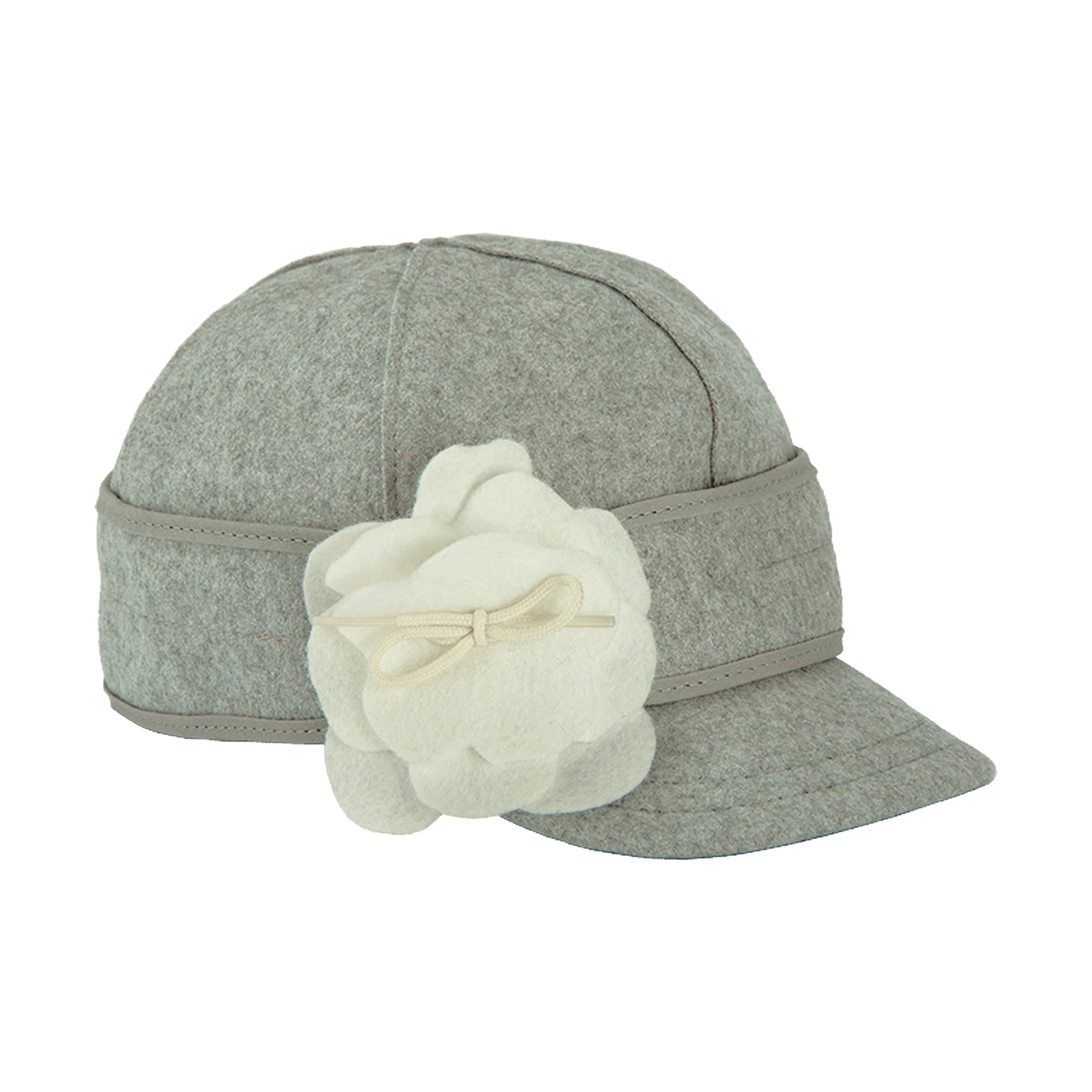 Stormy Kromer Petal Pusher Cap - Cloud