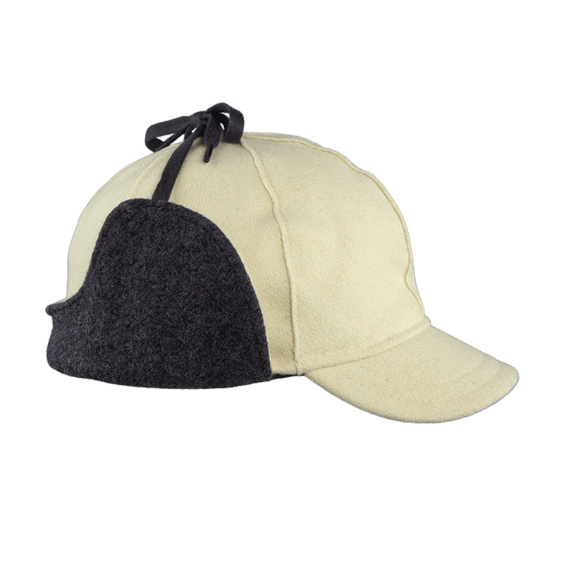 af34cd64185 White Snowdrift Cap by Stormy Kromer from Ironwood Michigan