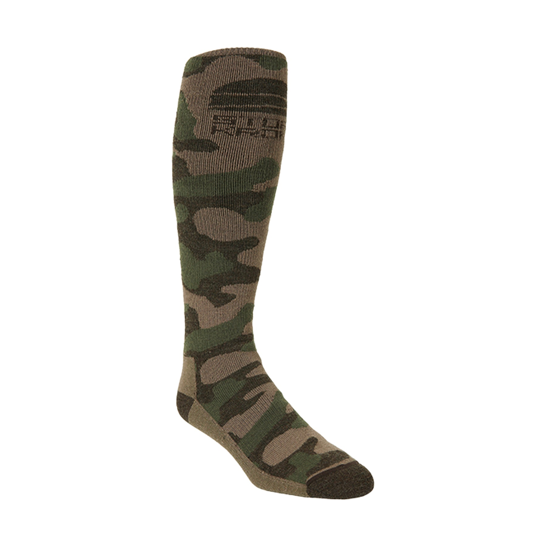 Stormy Kromer Camo Heavyweight OTC Socks