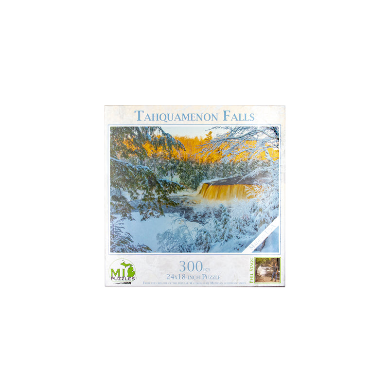 Tahquamenon Falls Puzzle - 300 Pieces