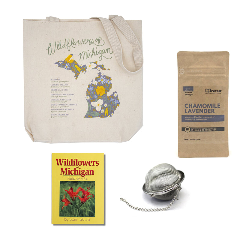 Tea and Wildflowers Gift Set