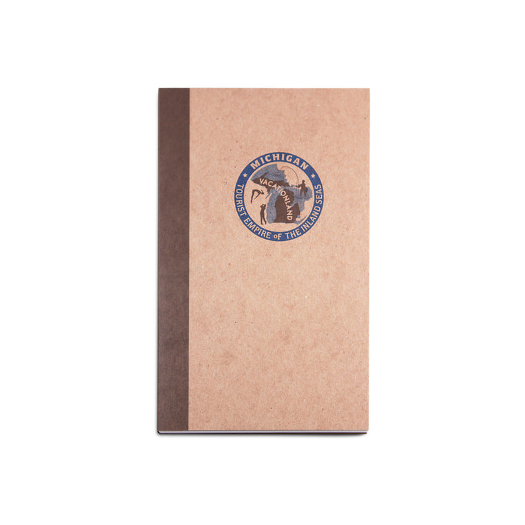 Tourist Empire Notebook