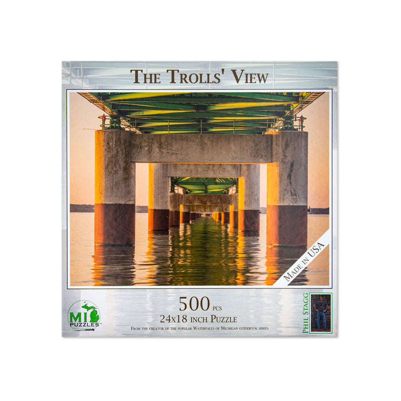 Troll's View Puzzle - 500 Pieces