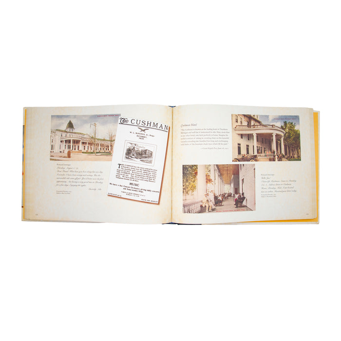 Vintage Views of the Charlervoix-Petoskey Region Book