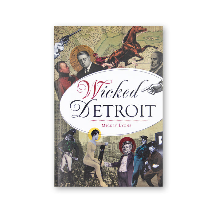Wicked Detroit Book