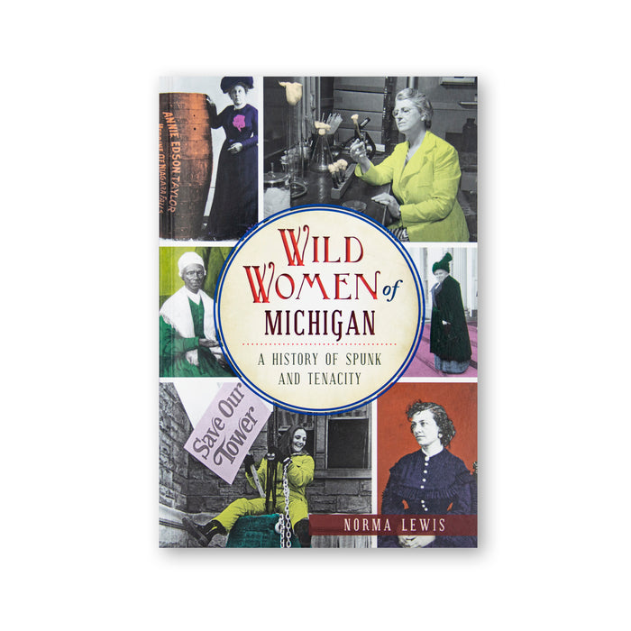 Wild Women of Michigan Book