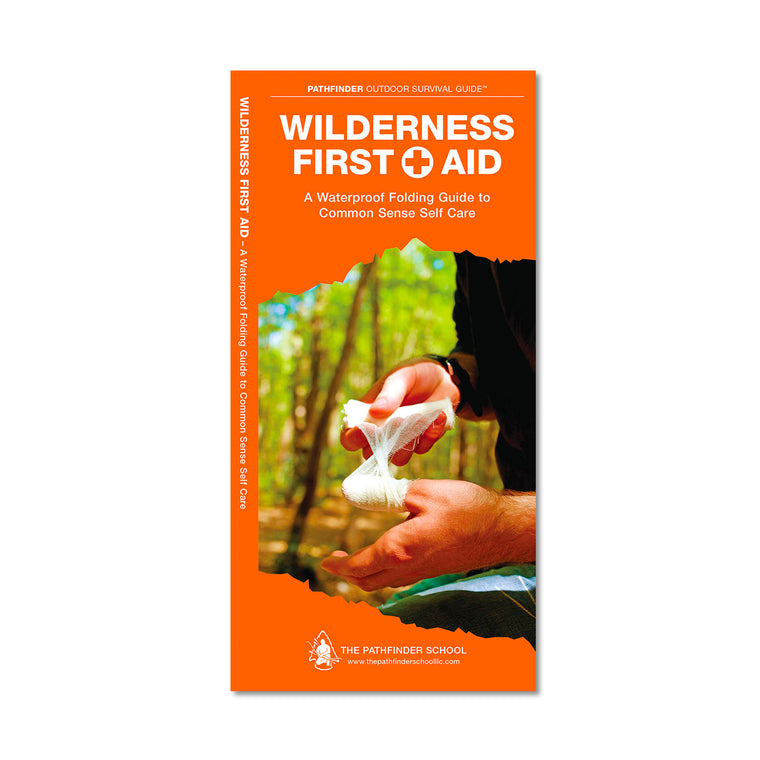 Wilderness First Aid Pocket Guide
