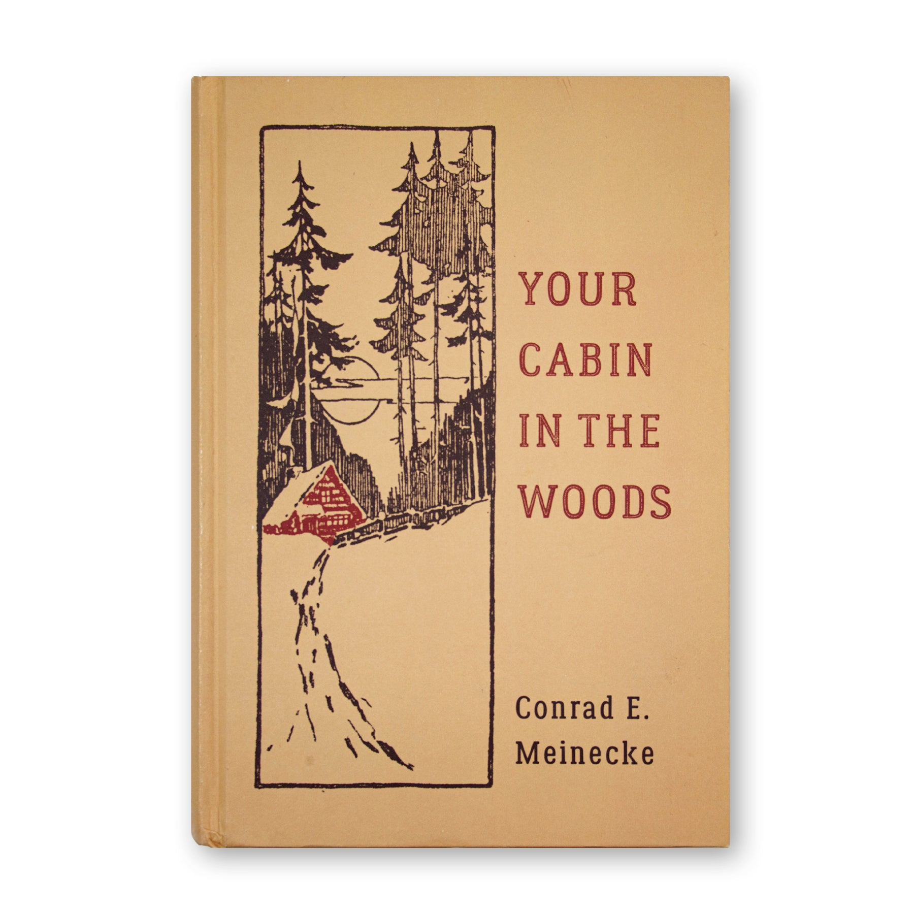 Your Cabin in the Woods Book
