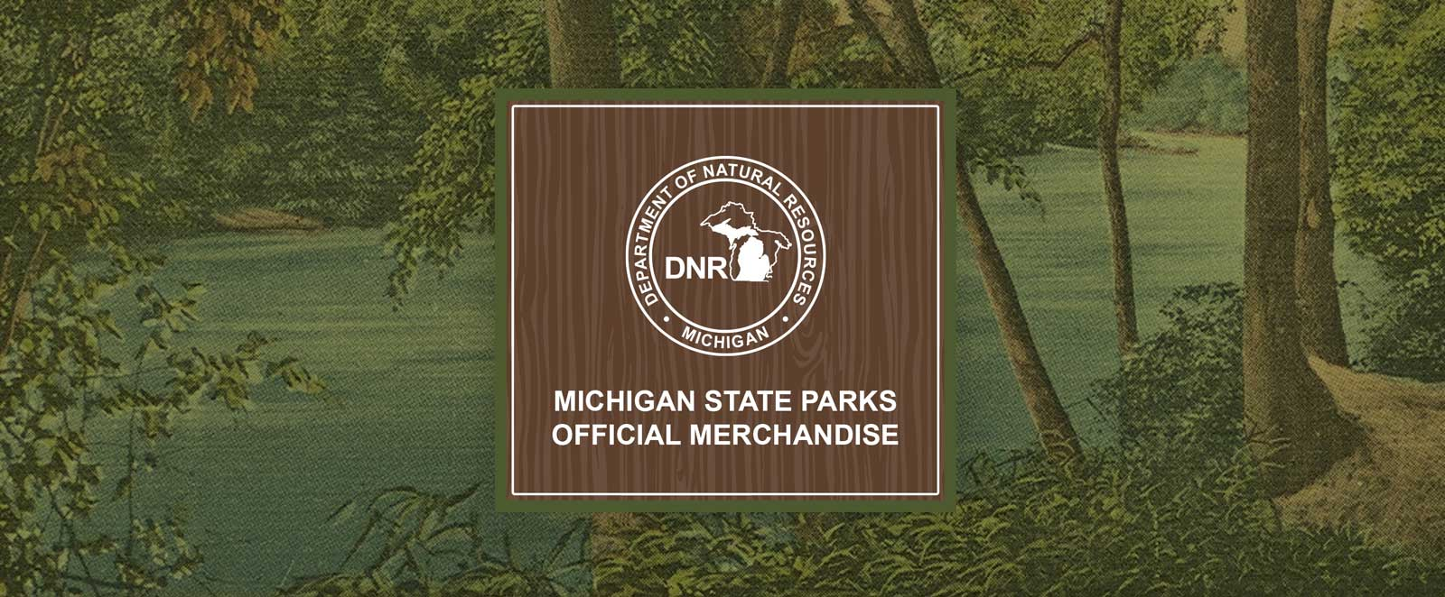 Michigan State Parks Official Merchandise