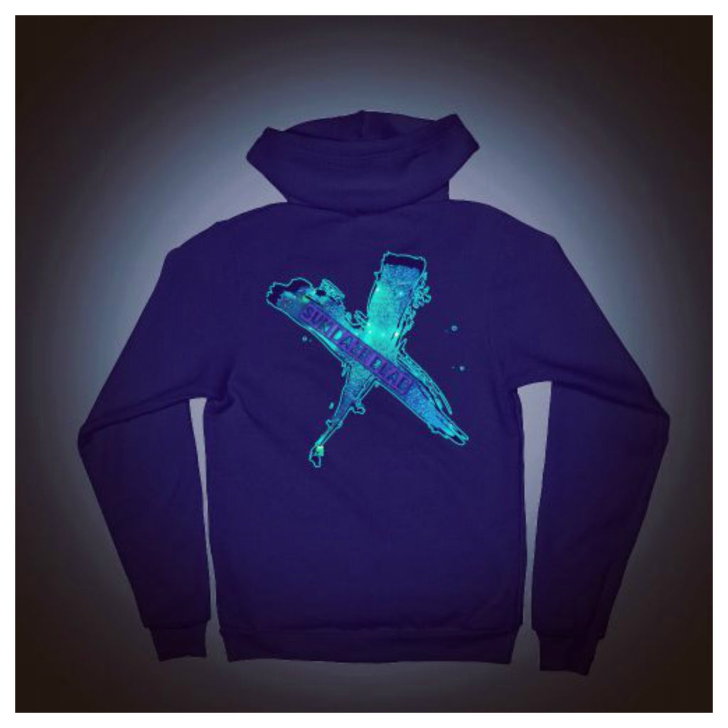 Abstract Exile Hoodie