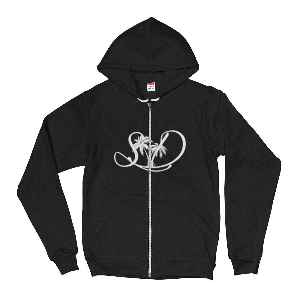 Abstract Exile Hoodie Black / Xs