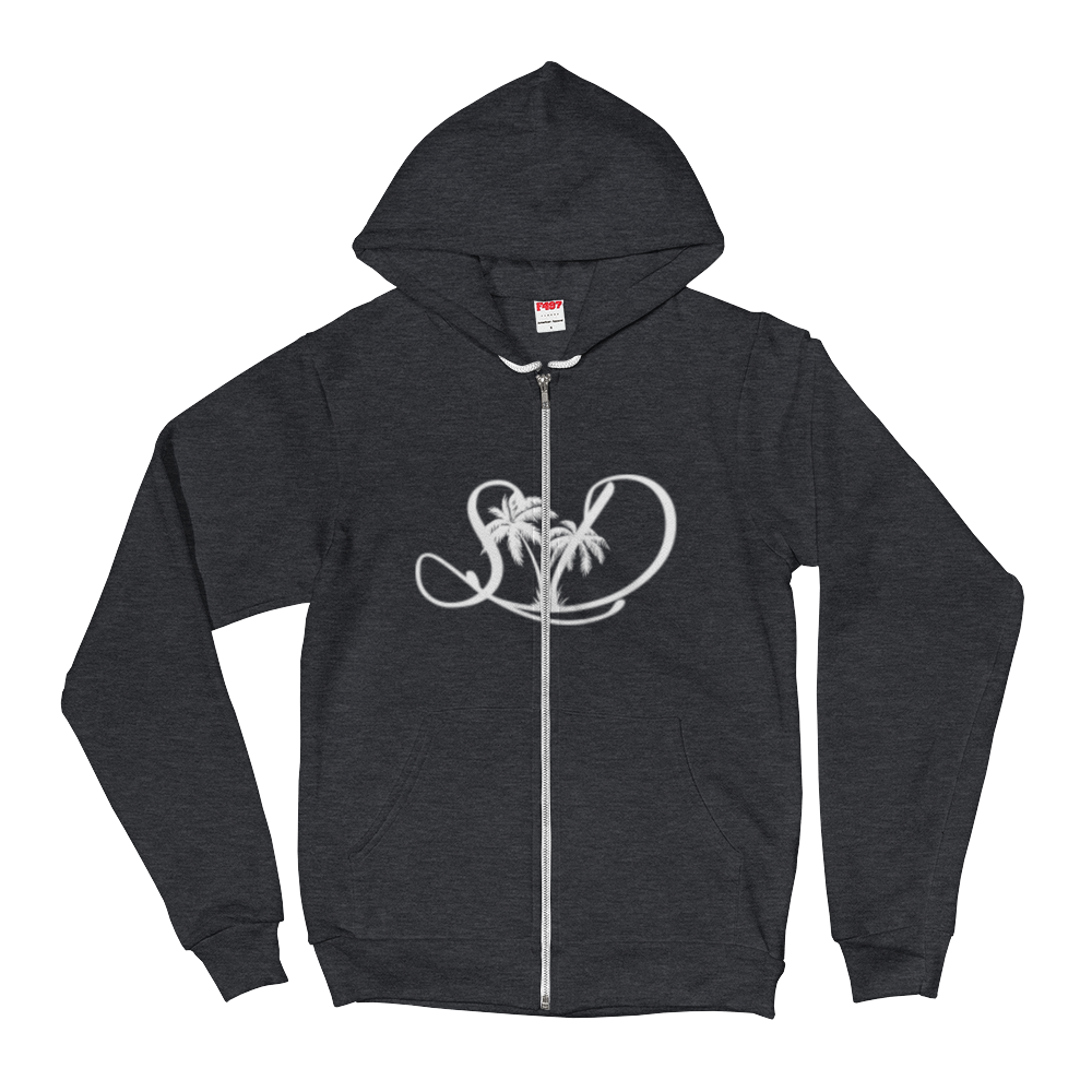 Abstract Exile Hoodie Dark Heather Grey / Xs