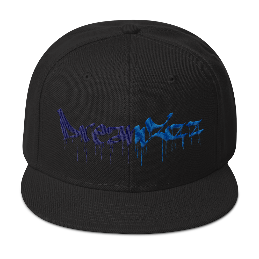 Dreamzzz Snapback Black Hats