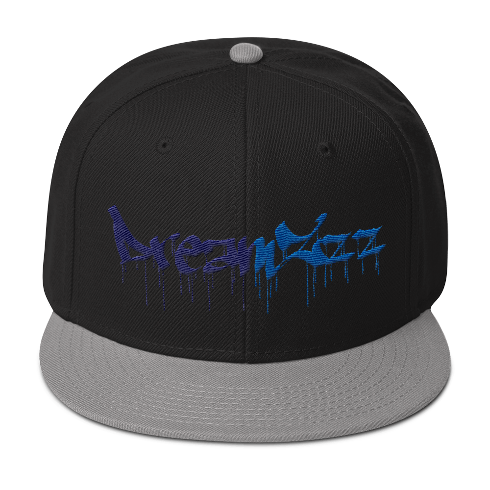 Dreamzzz Snapback Gray / Black Hats