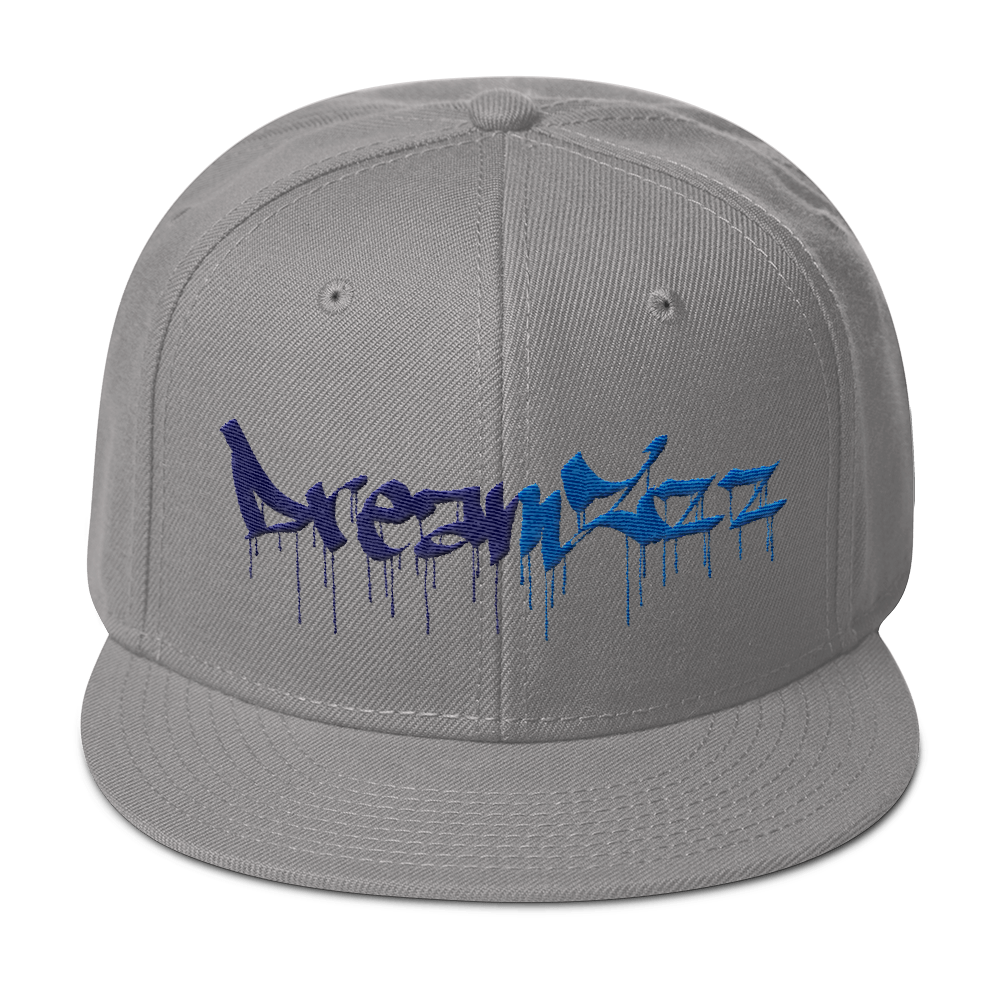 Dreamzzz Snapback Gray Hats