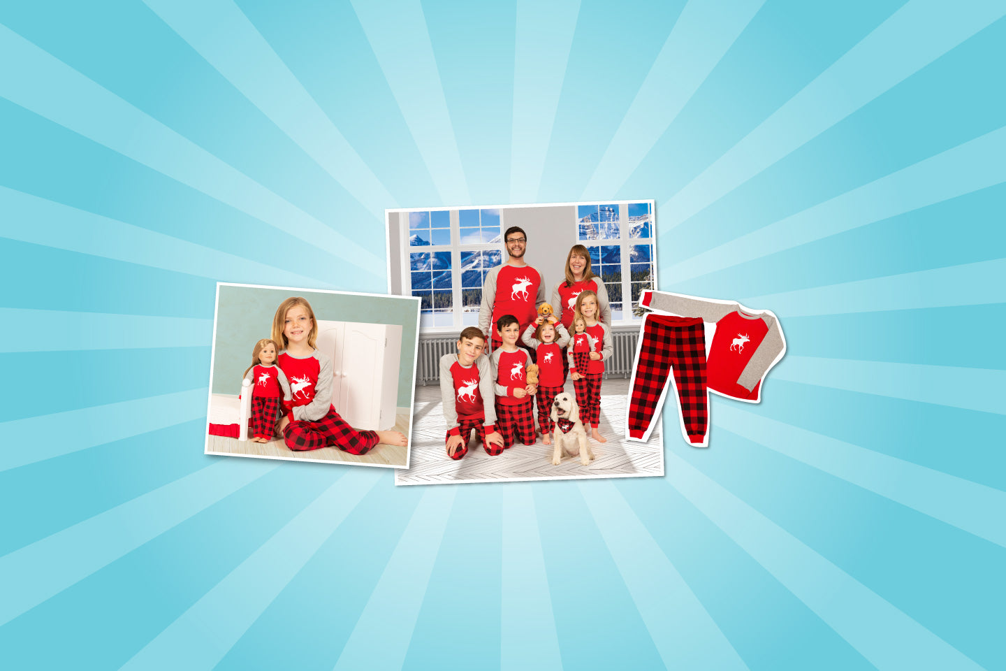 PJs for the Whole Family!