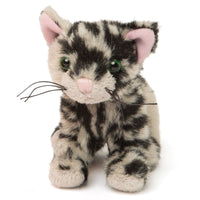 Plush Bengal cat Chapta for all 18 inch dolls.