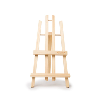 sturdy wooden easel for 18 inch dolls
