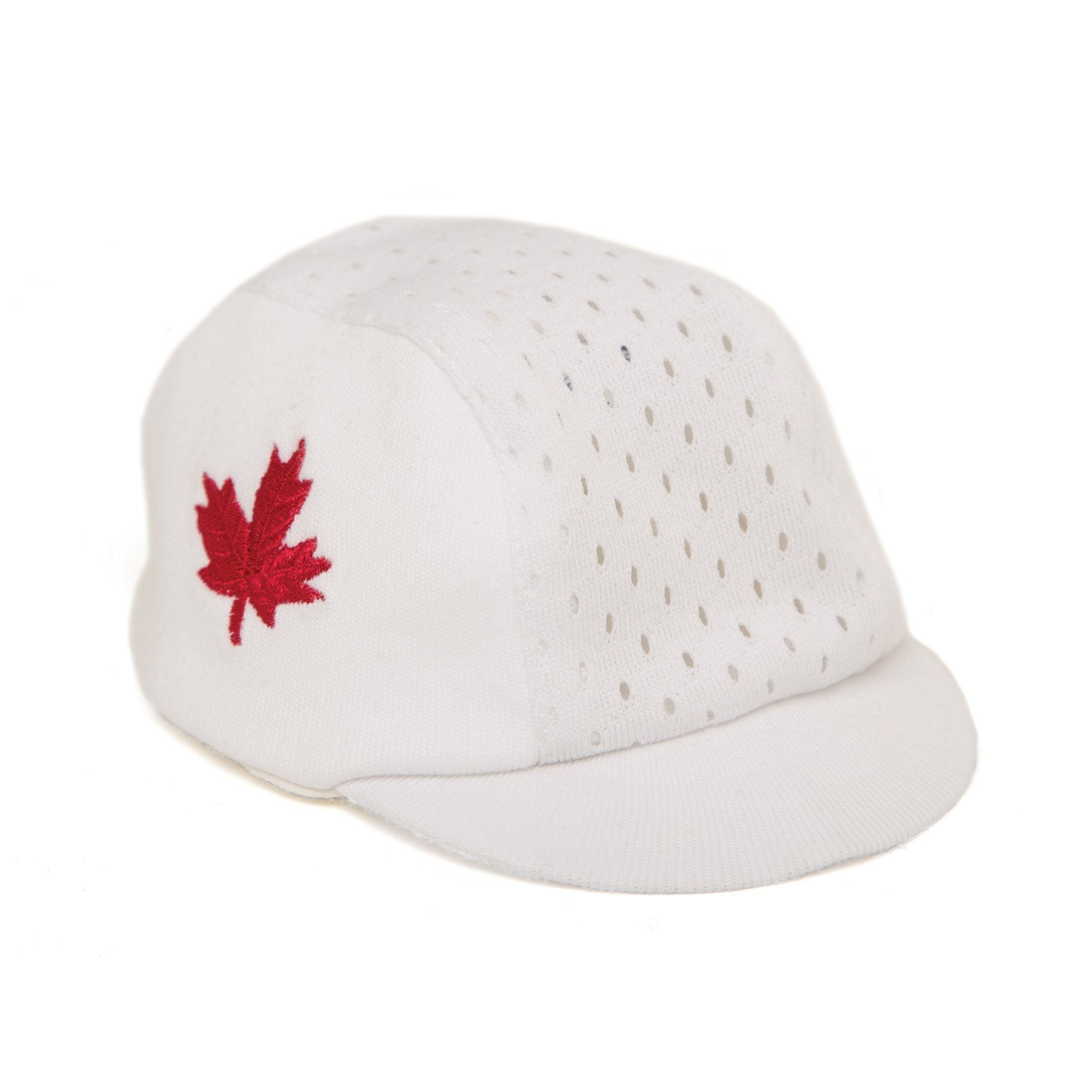 Canada Day Outfit runners cap fits all 18 inch dolls.