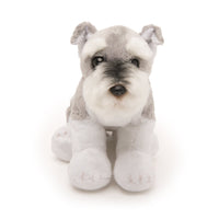 Jasper the plush schnauzer for all 18 inch dolls.
