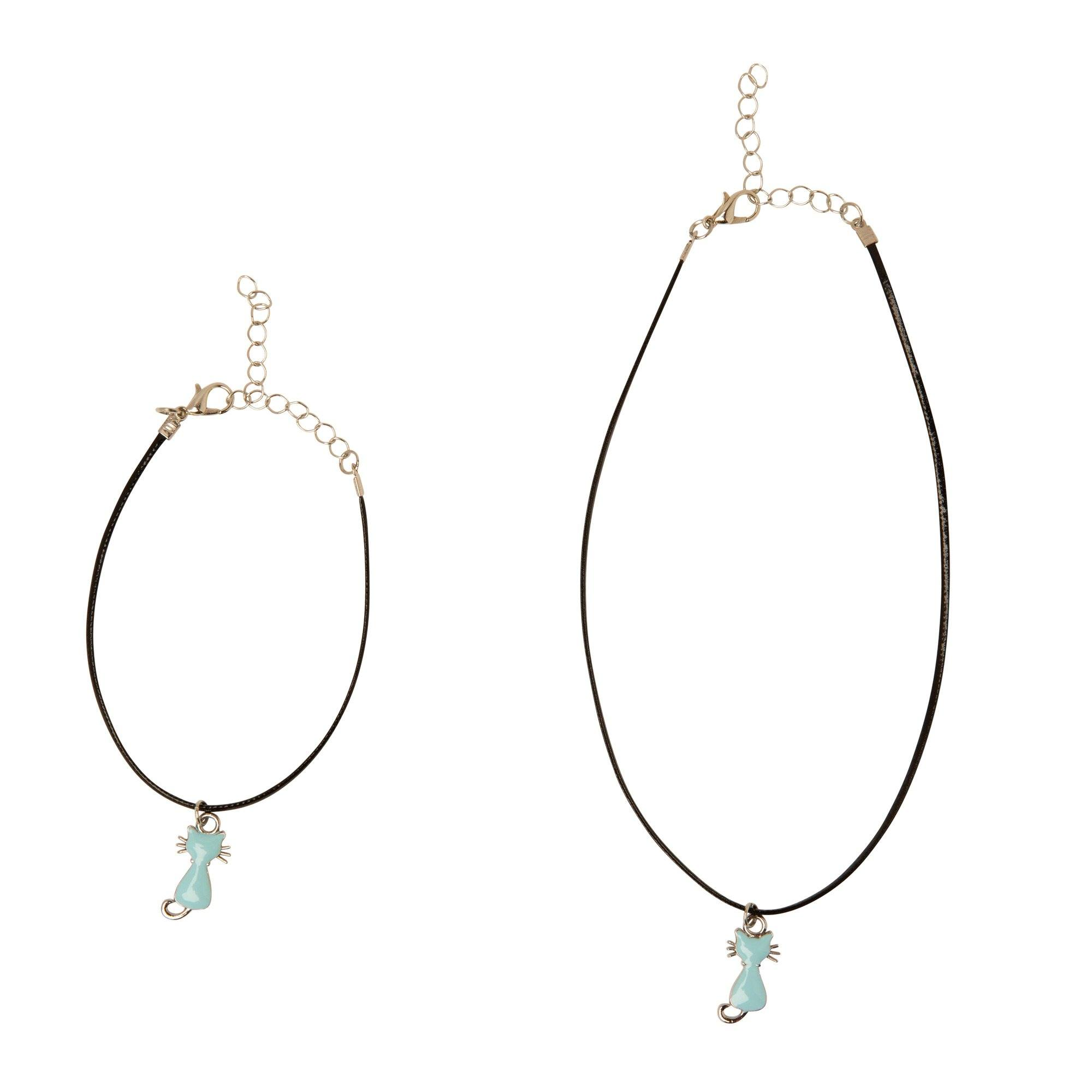 Purrfect Necklace Set