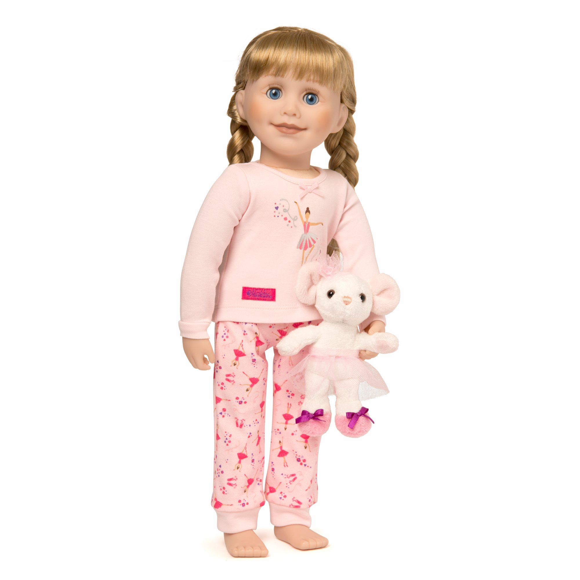 Sugarplum PJs for Dolls