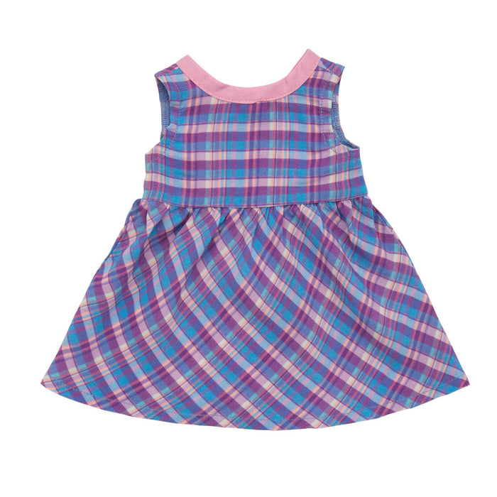 WSKB37 - Plaid Dress Only