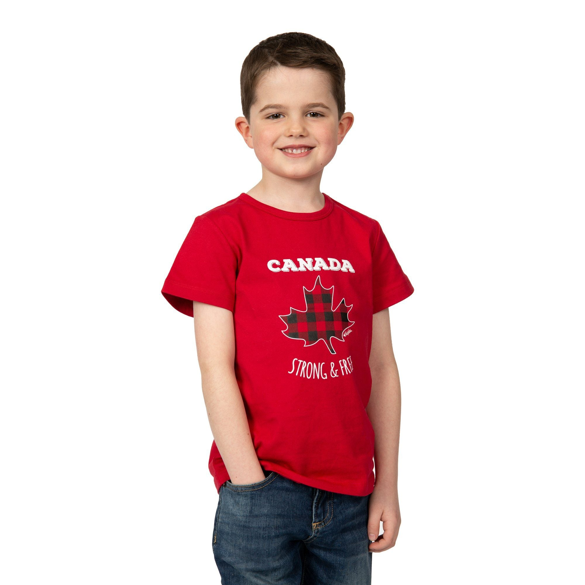 Oh Canada! Shirt for Toddlers