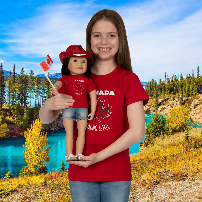 Oh Canada! Shirt for Kids