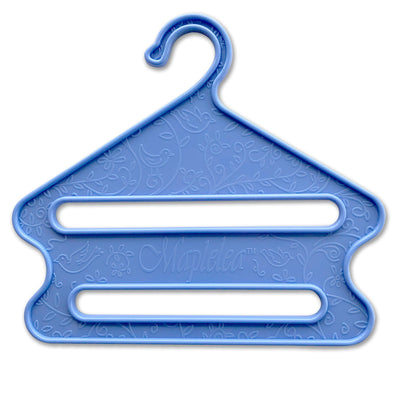Clothes hanger for 18 inch doll outfits