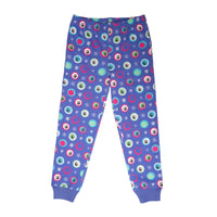 polar bear design pajamas for girls