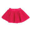 bright pink fuchsia mesh skirt for all 18 inch dolls.