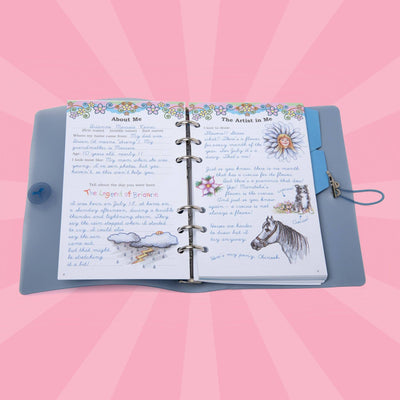 Story Journal for Maplelea Canadian Girl Brianne