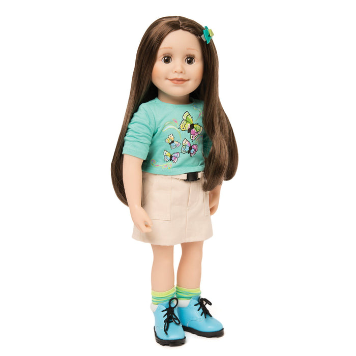 Taryn Starter Shirt for Dolls