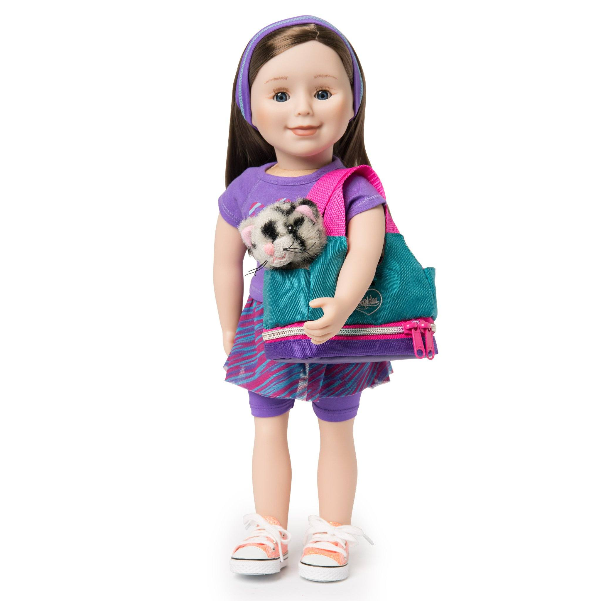 Maplelea Mini Tote for Dolls