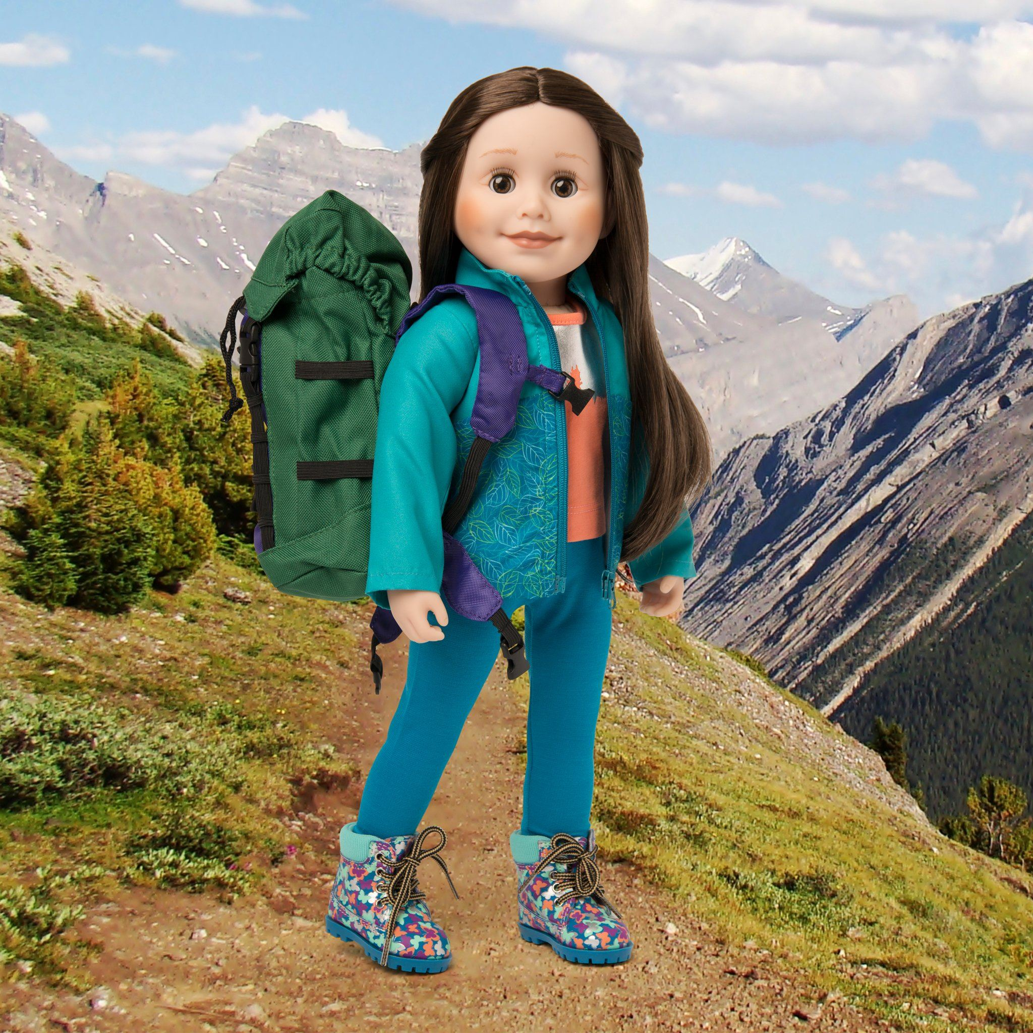 Overnight Backpack for Dolls