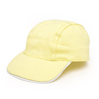 Ptarmigans Rock yellow cap fits all 18 inch dolls.