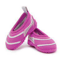Ride the Tide purple and silver water shoes fit all 18 inch dolls