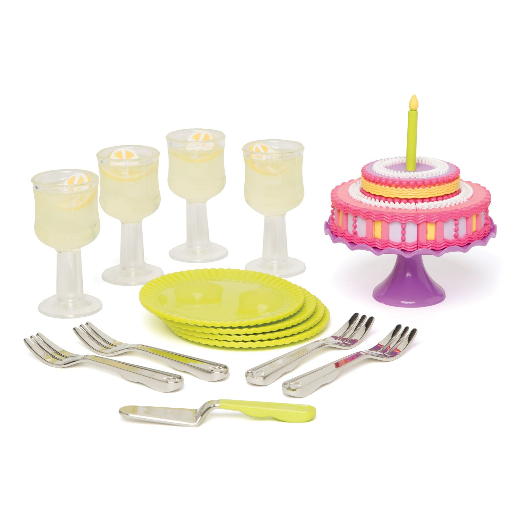 XKM64AG - Metal Fork for Dolls