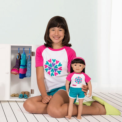 Sleepy Time PJs for Dolls