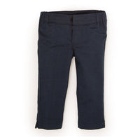 Snow Cute navy slim-fit pants fits all 18 inch dolls. By Maplelea.com