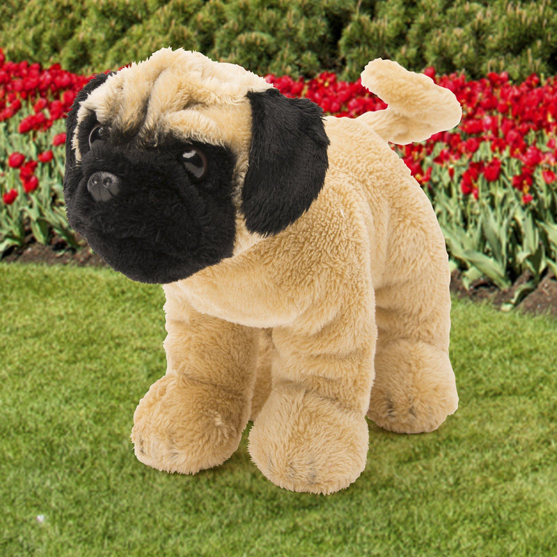 Tuktut plush pug puppy dog for all 18 inch dolls.