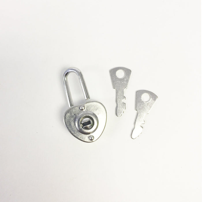 XKM136AA - Key and Padlock Only