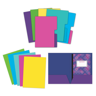 School Set printed material include file folders, project folders and more for your 18 inch doll
