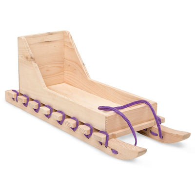 Qamutiik traditional Inuit sled for 18 inch dolls