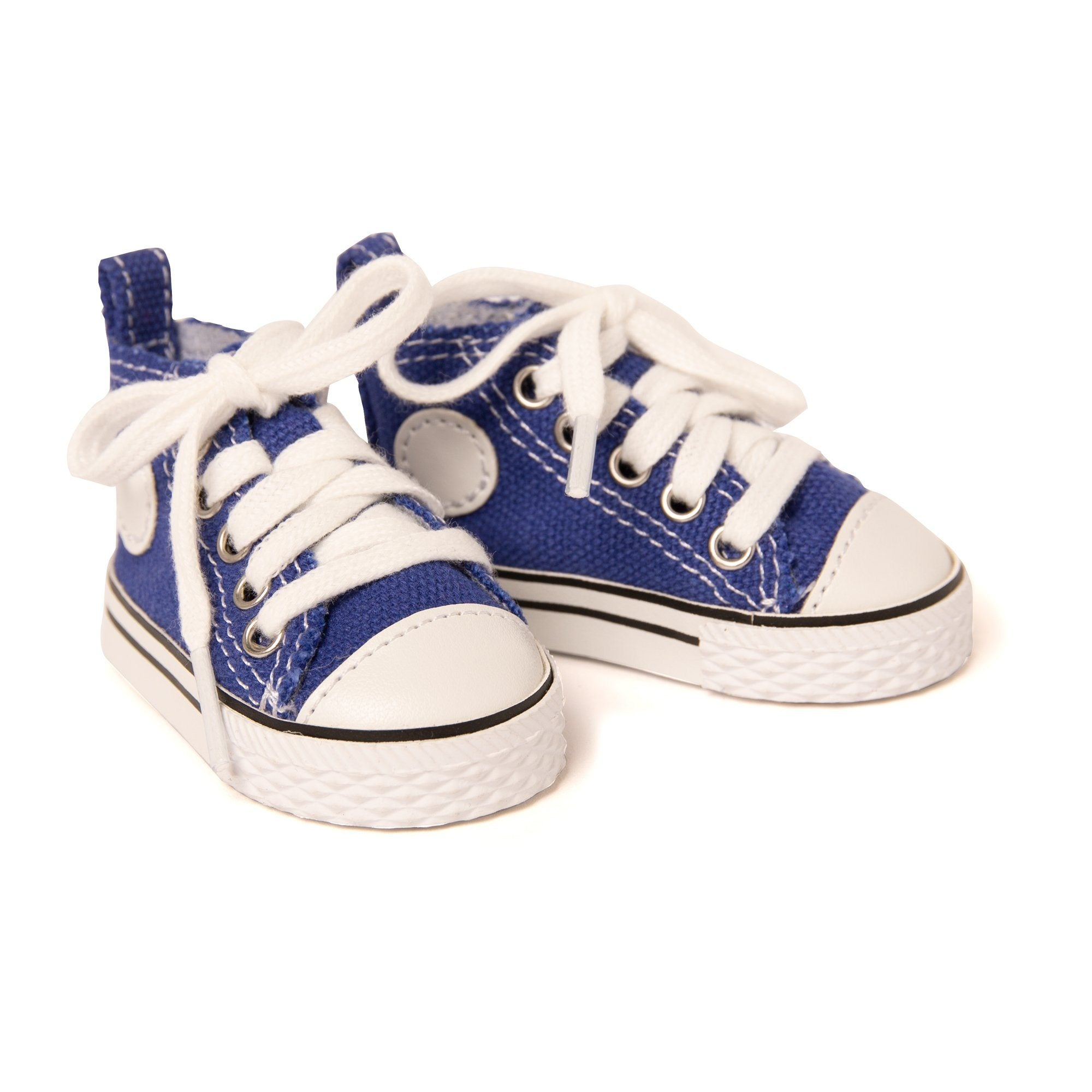 KM907 - Dark Blue High Tops