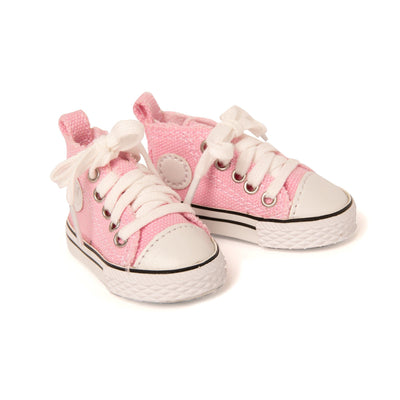KM906 - Light Pink High Tops