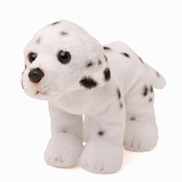 Plush dalmation puppy dog for all 18 inch dolls.