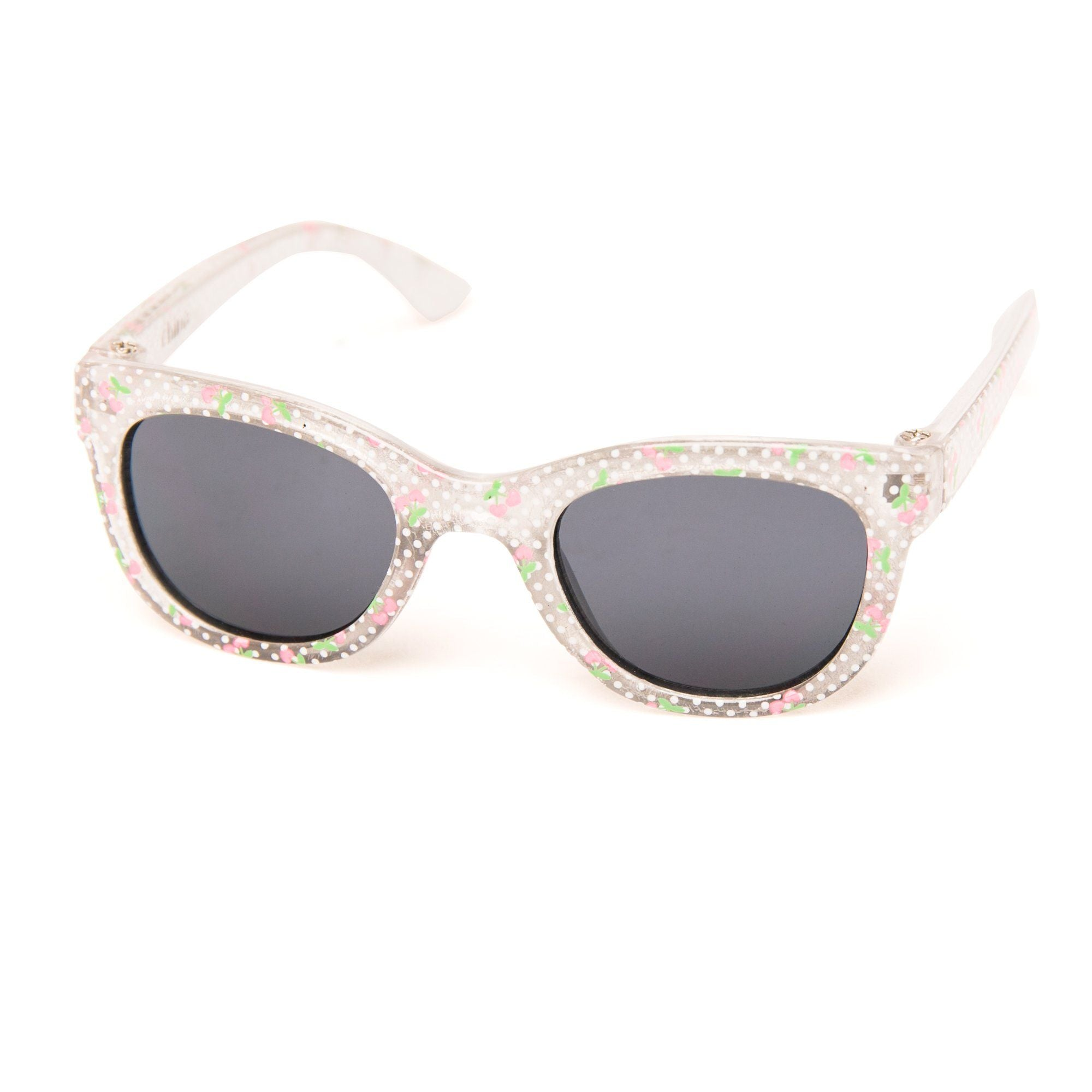 Cherry Polka Dot Sunglasses