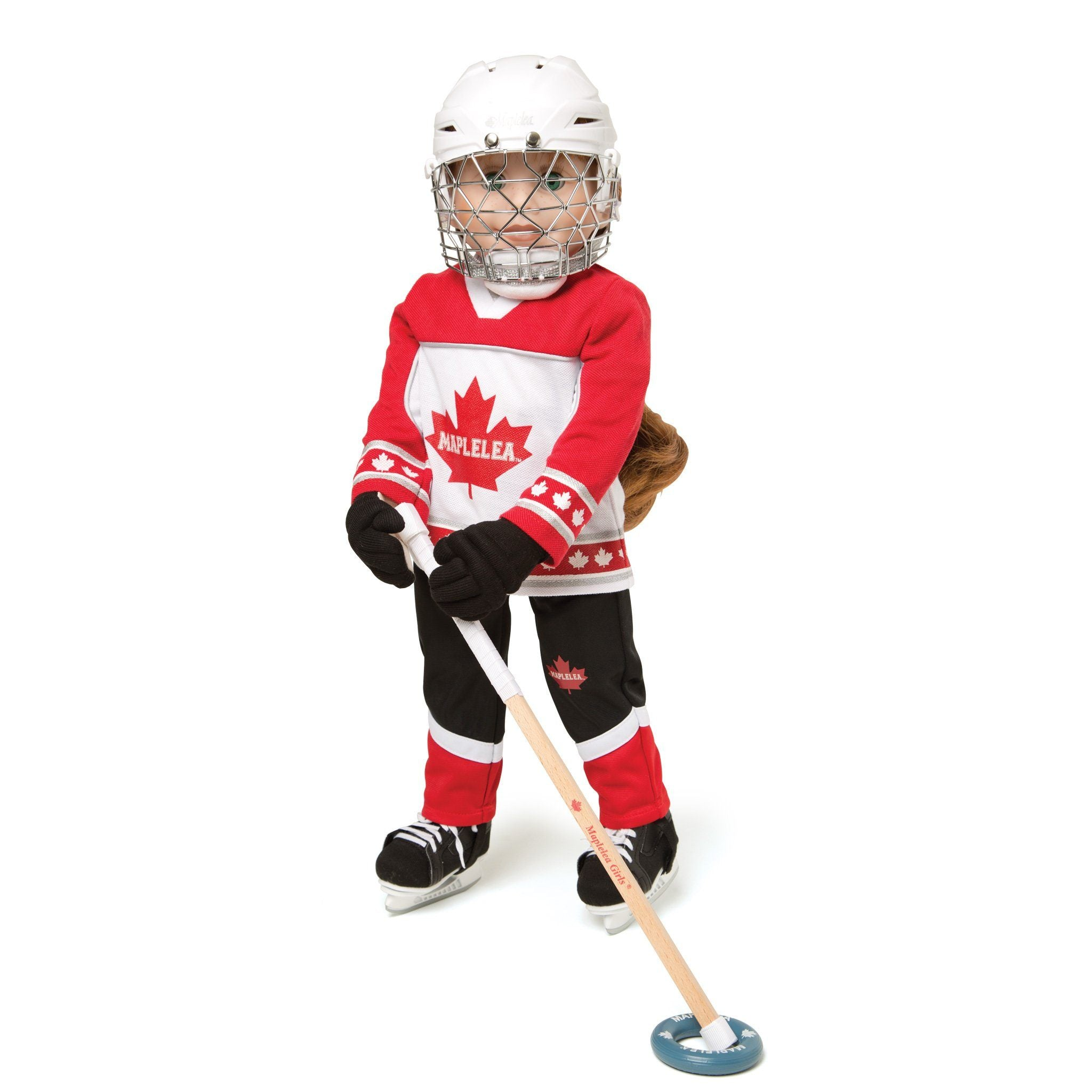 Ringette Set With Helmet Km46 All Dolls Sports And